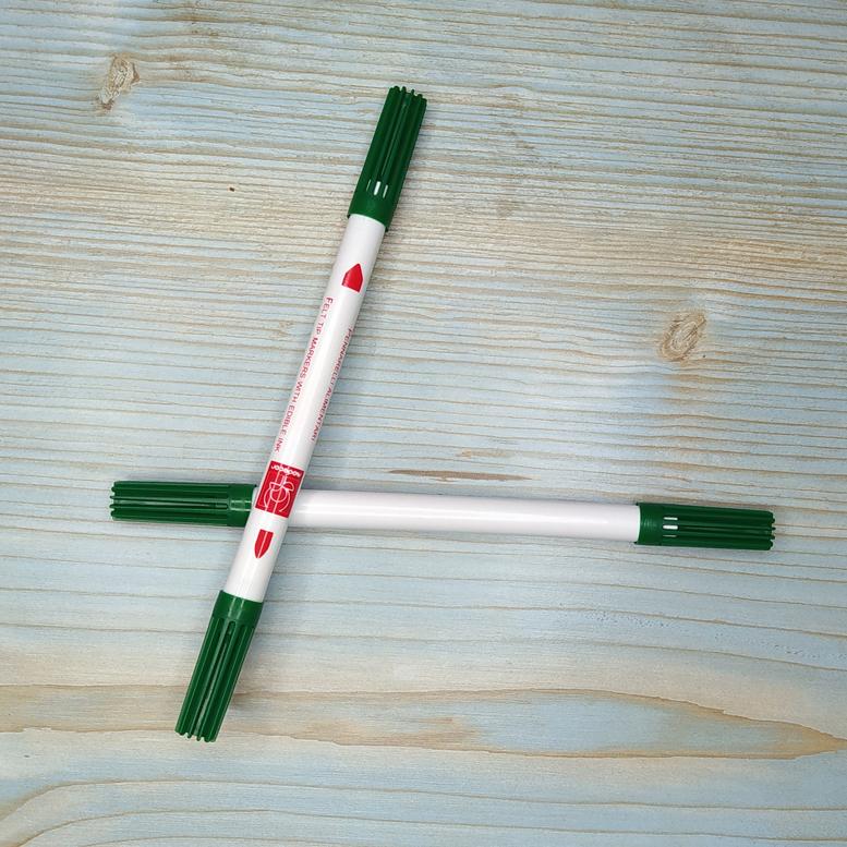 Пищевой маркер Modecor двойной Зеленый