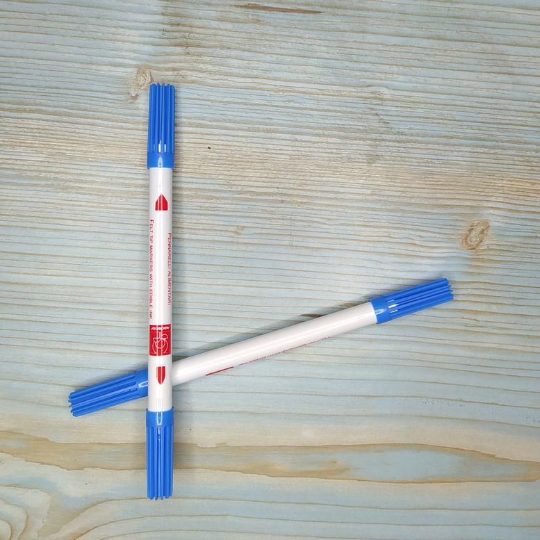 Пищевой маркер Modecor двойной Голубой